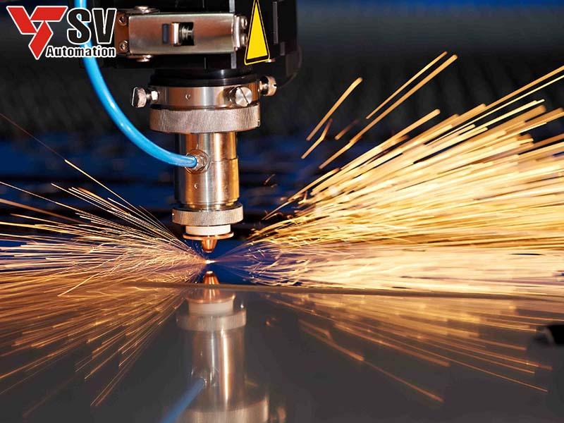 Sơn Vũ là cơ sở gia công Inox dày đến 16mm bằng phương pháp Laser