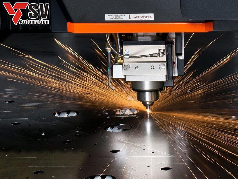 Với những ưu điểm trên, công nghệ Laser chính là phương án gia công cắt Sắt được rất nhiều người lựa chọn.