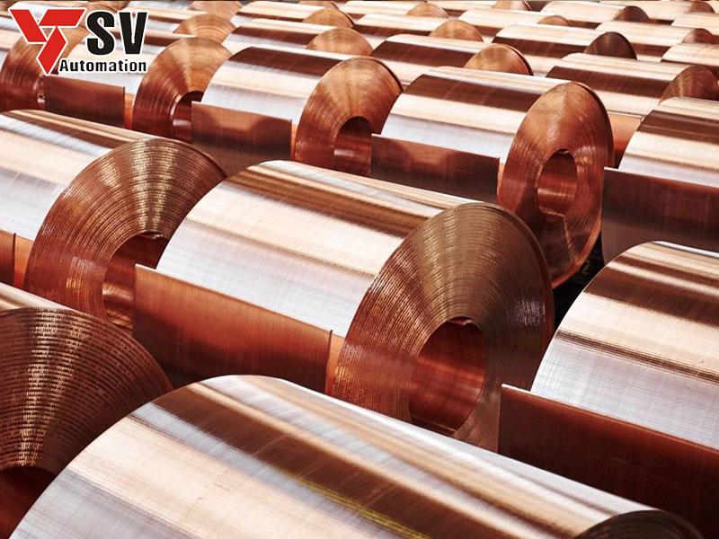 Đồng tấm dùng trong gia công cơ khí công nghiệp