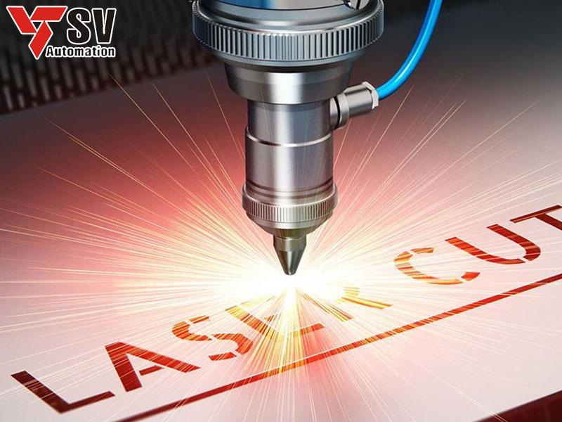 Gia công Laser trên kim loại