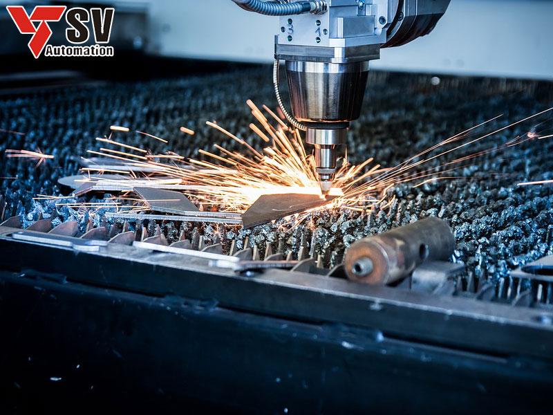 Nhôm chính là kim loại có thể dễ dàng gia công bằng phương pháp Laser