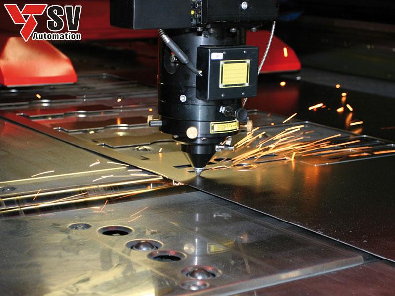 Sơn Vũ – Nơi gia công cơ khí bằng phương pháp Laser uy tín, chất lượng