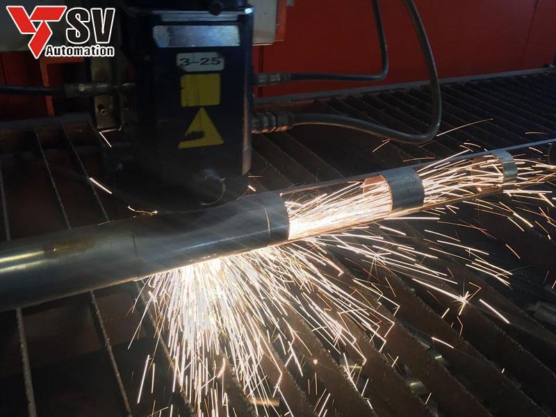 Công nghệ Laser chính là giải pháp tối ưu trong lĩnh vực chế tạo xe ô tô