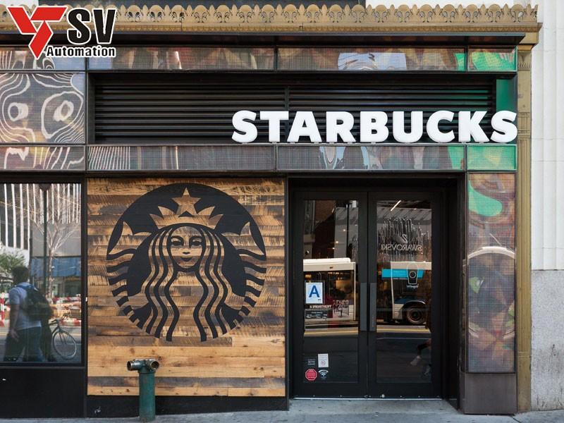 Biển quảng cáo quán cà phê được cắt Laser đang là xu hướng hiện nay