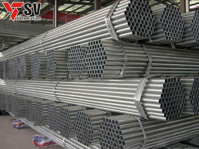 Nhôm ống công nghiệp rất phổ biến trong công nghiệp