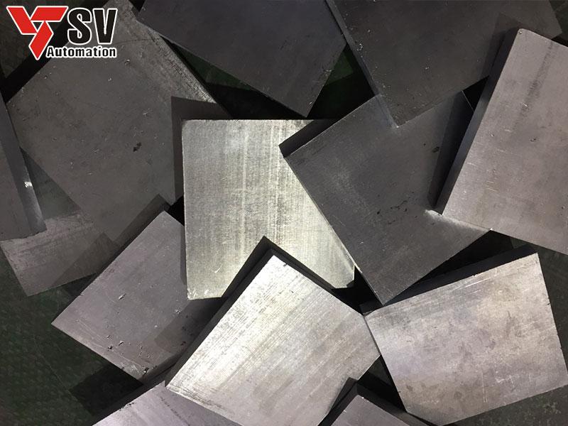 Kẽm thỏi dùng trong công nghiệp